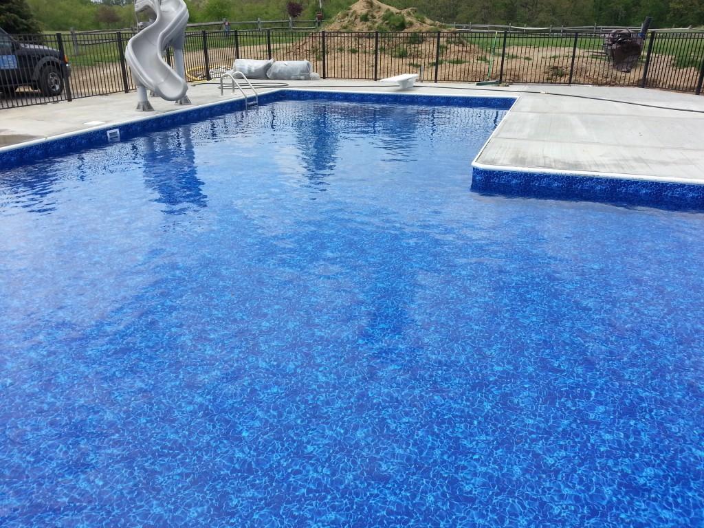 Ready to swim!!